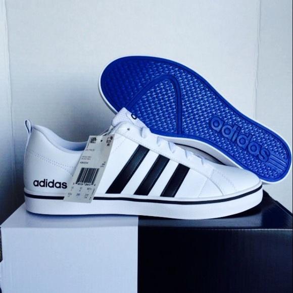 New Adidas Neo like Superstars white black